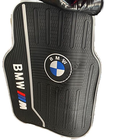 Branded BMW 3 Series Mats