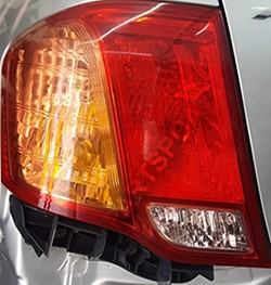 Toyota Corolla Axio Rear Light